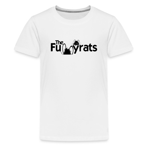 Kid's TheFunnyrats shirt - Kids' Premium T-Shirt