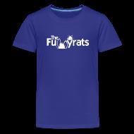 Kids' Shirts ~ Kids' Premium T-Shirt ~ Kid's Shirt White Letters