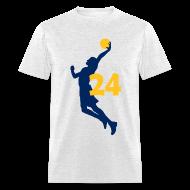 T-Shirts ~ Men's T-Shirt ~ George SUPERSTAR #24 Pacers Shirt