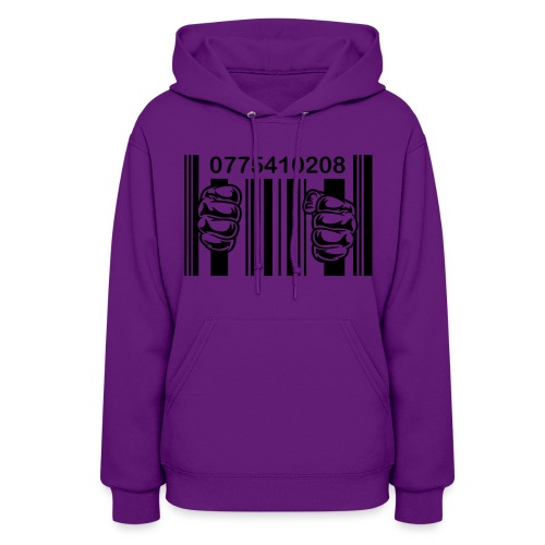 Prisoner to society - Women's Hoodie