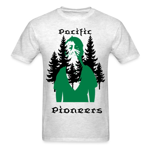Pacific Pioneer - Men's T-Shirt