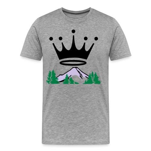 King of the Hill - Men's Premium T-Shirt