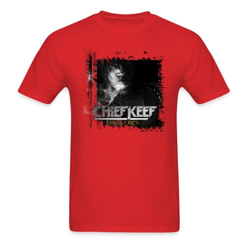 Chief Keef Delux Cover - Men's T-Shirt