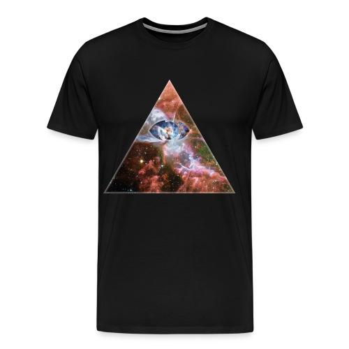Into The Cosmos Tee  - Men's Premium T-Shirt