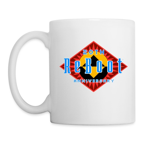 ReBoot 20th Anniversary Mug  - Coffee/Tea Mug