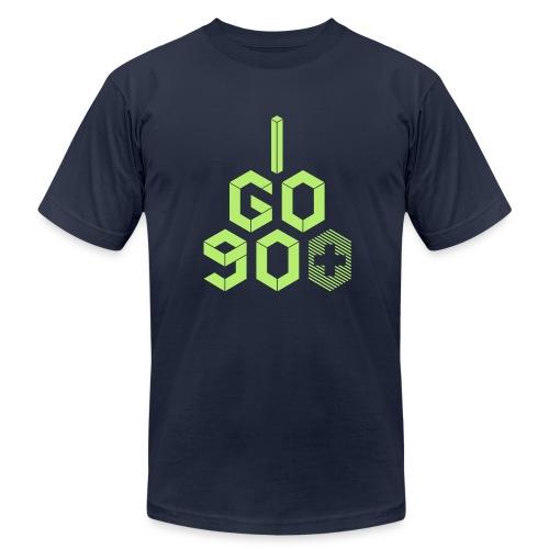 I Go 90+ Men's Tee - Men's Fine Jersey T-Shirt