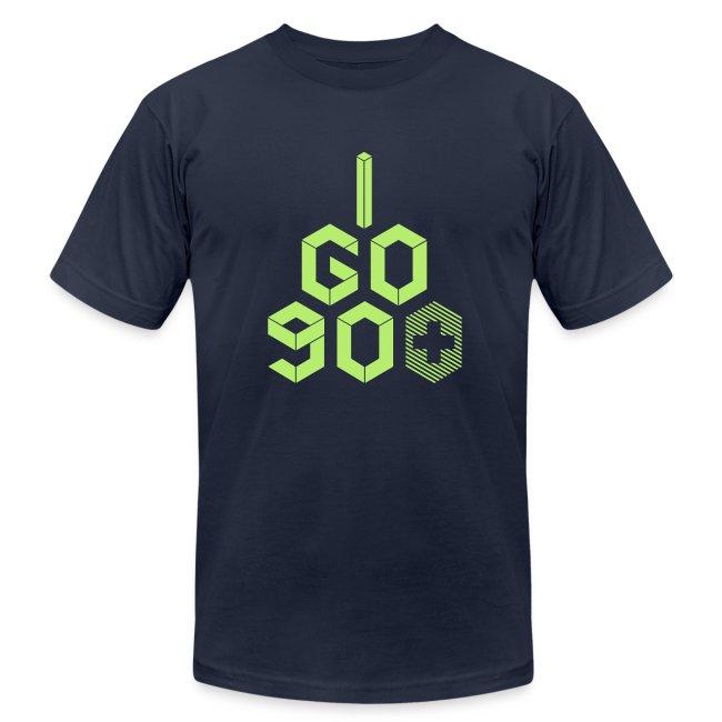 I Go 90+ Men's Tee