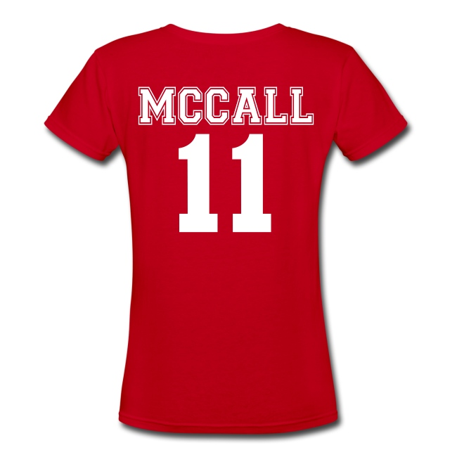 Beacon Hills Lacrosse - V-Neck (Scott)