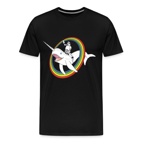 narwhal - Men's Premium T-Shirt