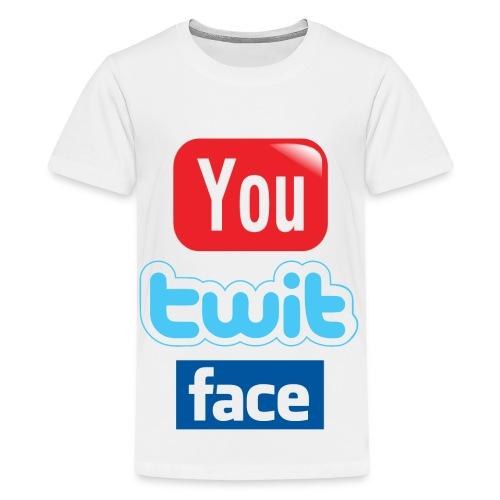 Follow - Kids' Premium T-Shirt