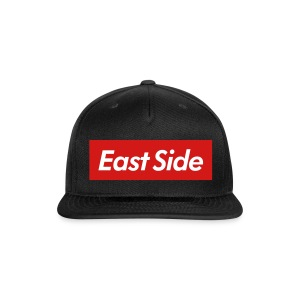 EAST $IDE. - Snap-back Baseball Cap