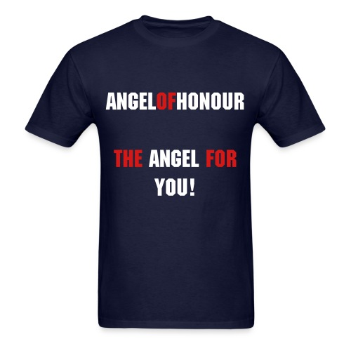 The Angel For You - T-Shirt (MEN) - Men's T-Shirt