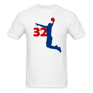 32supblk - Men's T-Shirt