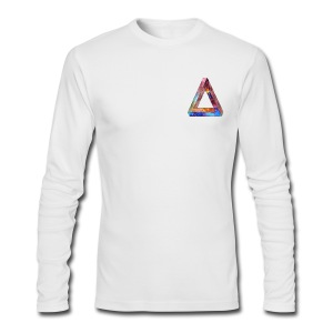 New World Order ENT Men's Long Sleeve Tee - Men's Long Sleeve T-Shirt by Next Level