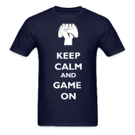 T-Shirts ~ Men's T-Shirt ~ Game On M Tee