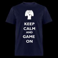 T-Shirts ~ Men's T-Shirt ~ Game On M Tee