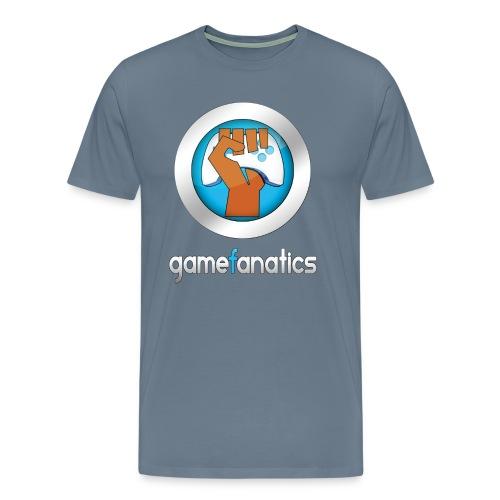 Power to the Game Fanatics M Tee - Men's Premium T-Shirt