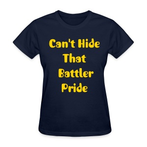 Women's Battler Pride T-Shirt - Women's T-Shirt