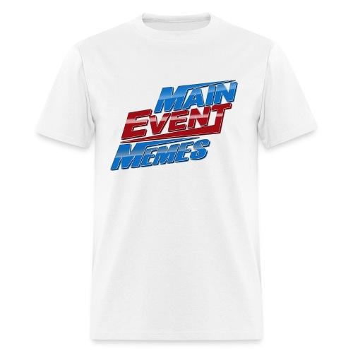 Main Event Memes Logo Tee - Front - Men's T-Shirt