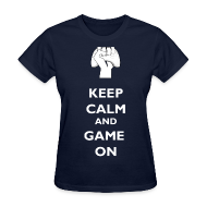 T-Shirts ~ Women's T-Shirt ~ Game On W Tee
