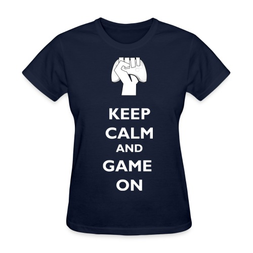 Game On W Tee - Women's T-Shirt