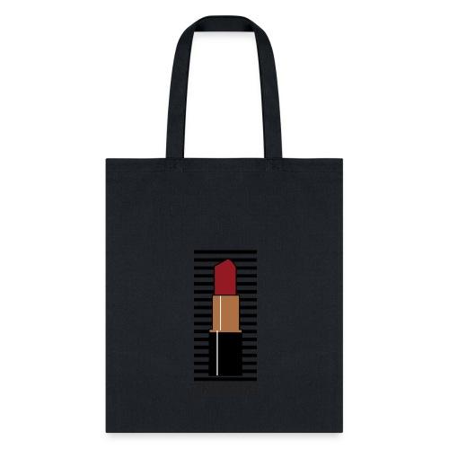 Red Lipstick - Bag - Tote Bag