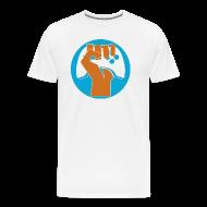 T-Shirts ~ Men's Premium T-Shirt ~ Power to the Gamers M Tee