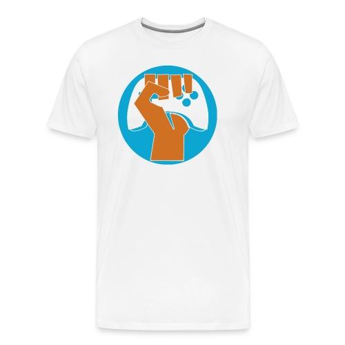 Power to the Gamers M Tee - Men's Premium T-Shirt