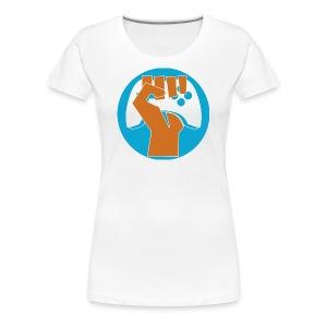 Power to the Gamers W Tee - Women's Premium T-Shirt