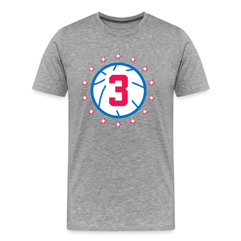 Iverson Tribute (M) - Men's Premium T-Shirt