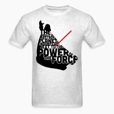 Darth Vader in quotes  T-Shirts