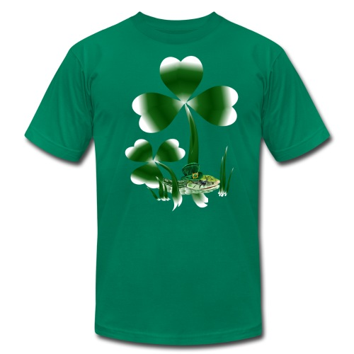 Shamrocks N Snakes - Men's  Jersey T-Shirt
