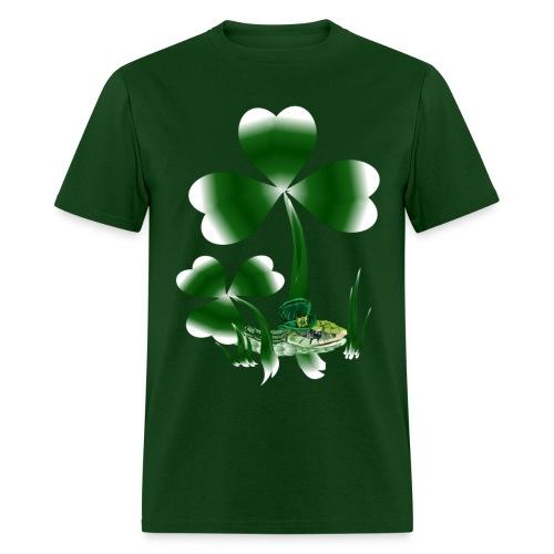 Shamrocks N Snakes - Men's T-Shirt