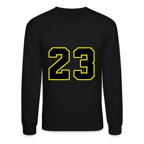 23 Men's Crewneck - Blunt Shot Clothing - Crewneck Sweatshirt