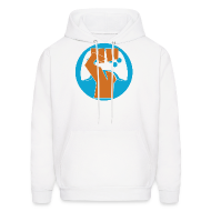 Hoodies ~ Men's Hoodie ~ Power to the Gamers Hoodie