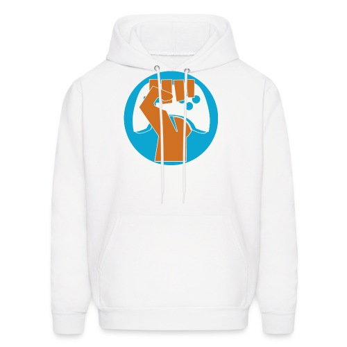 Power to the Gamers Hoodie - Men's Hoodie
