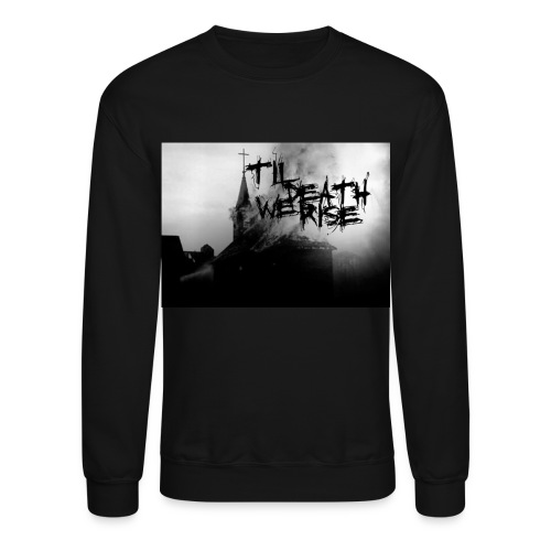 TDWR Inverted Crew Neck - Crewneck Sweatshirt
