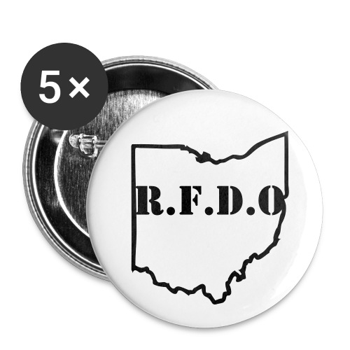 R.F.D.O Buttons - Small Buttons