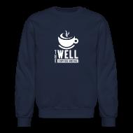 Long Sleeve Shirts ~ Crewneck Sweatshirt ~ Men's Crewneck Sweatshirt