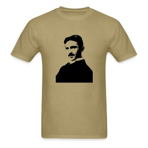 Tesla - Men's T-Shirt