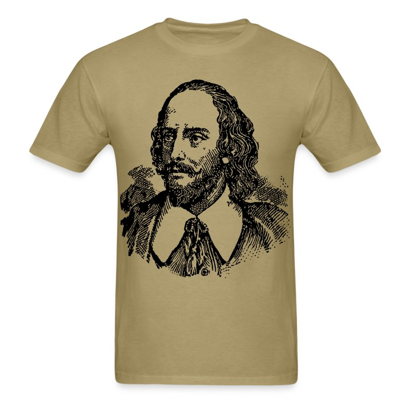 Shakespeare - Men's T-Shirt