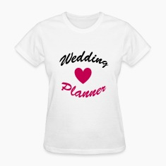 Wedding Planner Women's T-Shirts