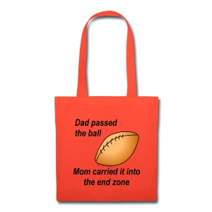 Dad Passed The Ball - Tote Bag