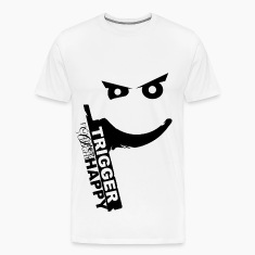 TriggerHappy.png T-Shirts