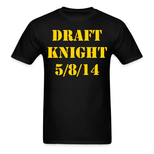 BORTLES DRAFT KNIGHT TEE MENS - Men's T-Shirt