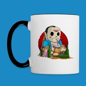 Baby Delirious Mug - Contrast Coffee Mug