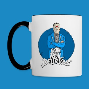 Real Delirious Mug - Contrast Coffee Mug