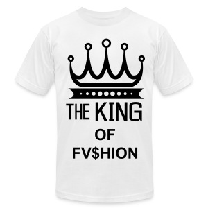 KING OF FASHION - Men's Fine Jersey T-Shirt