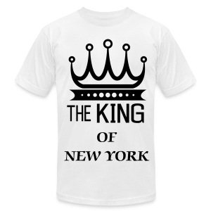 KING OF NY - Men's Fine Jersey T-Shirt
