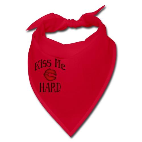 ~JBG~ Kiss Me Hard Bandana - Bandana